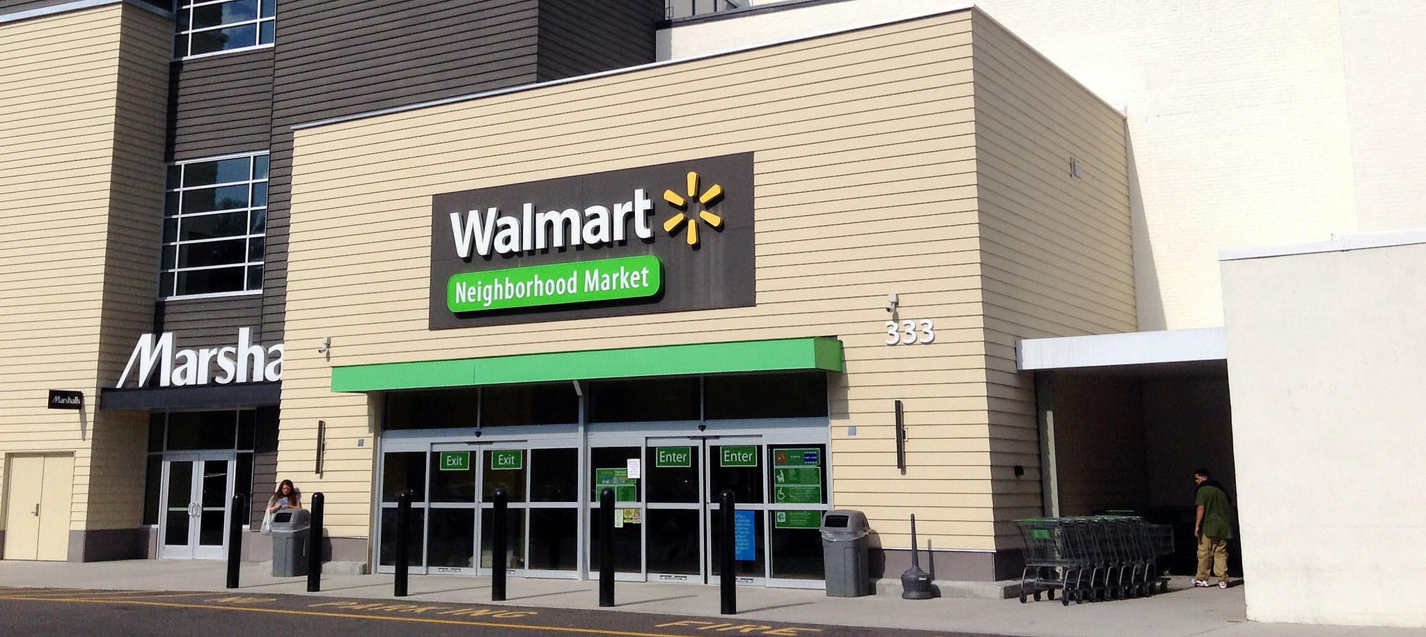 The Bishops Corner Walmart Neighborhood Market is among the 153 stores nationwide that will be closing. & West Hartford Walmart to Close Its Doors | Connecticut Public Radio