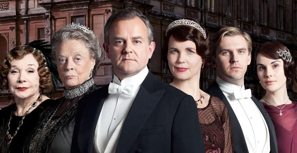 Downton abbey cast members dating 7
