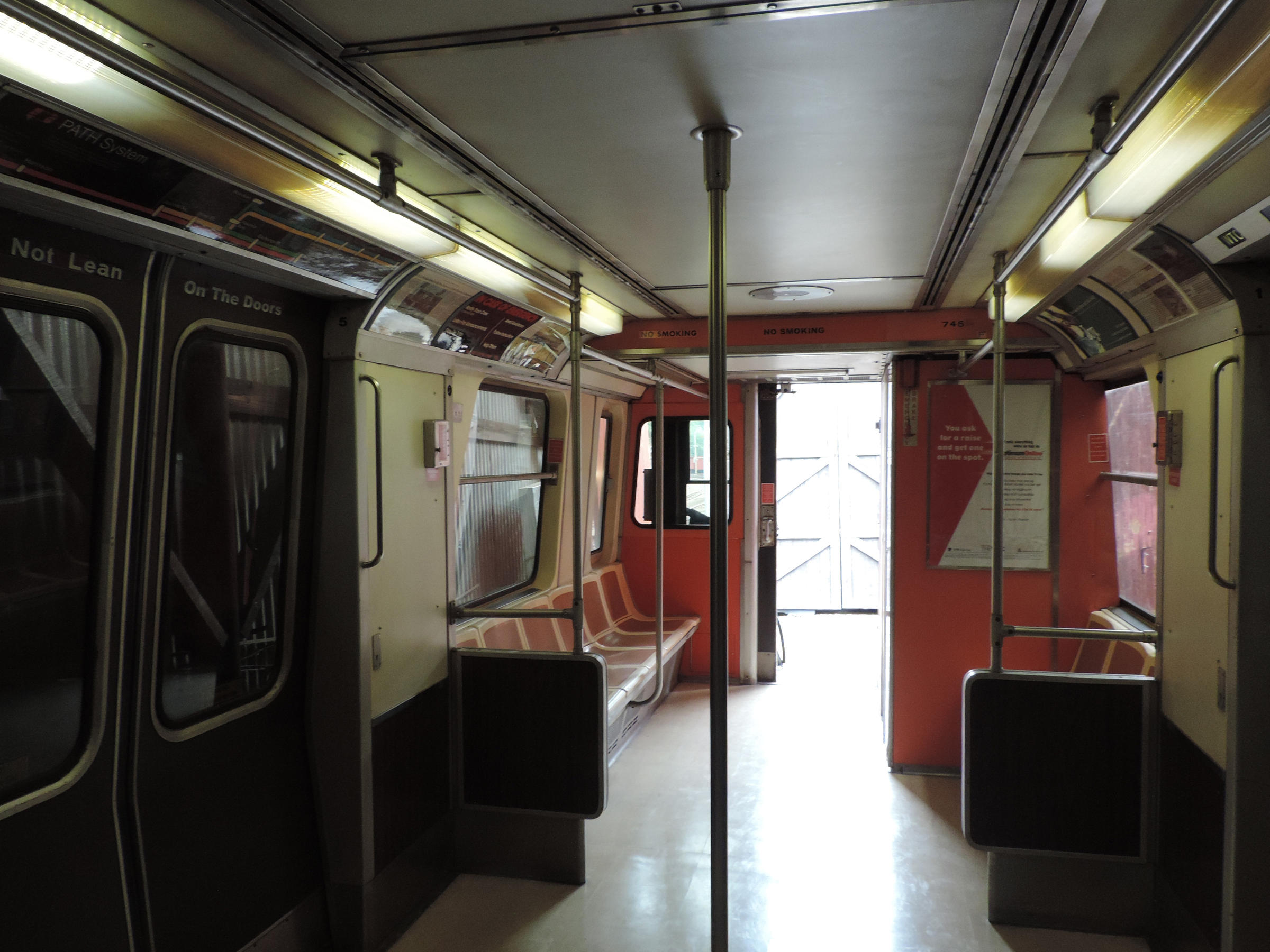 subway car pulled from 9 11 wreckage now in connecticut museum connecticut public radio. Black Bedroom Furniture Sets. Home Design Ideas