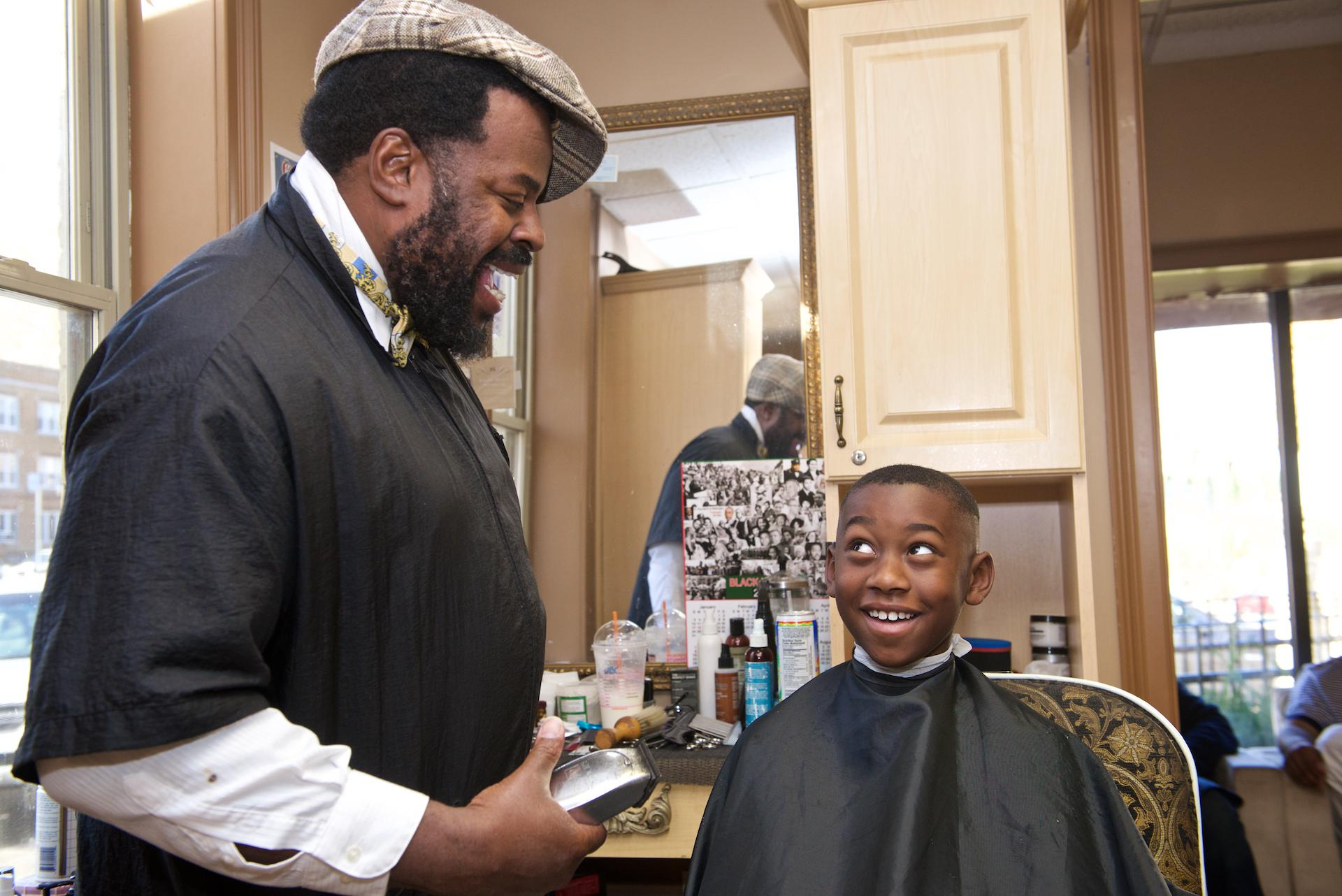 Barber schools teach about hair, shaving and other facial services.