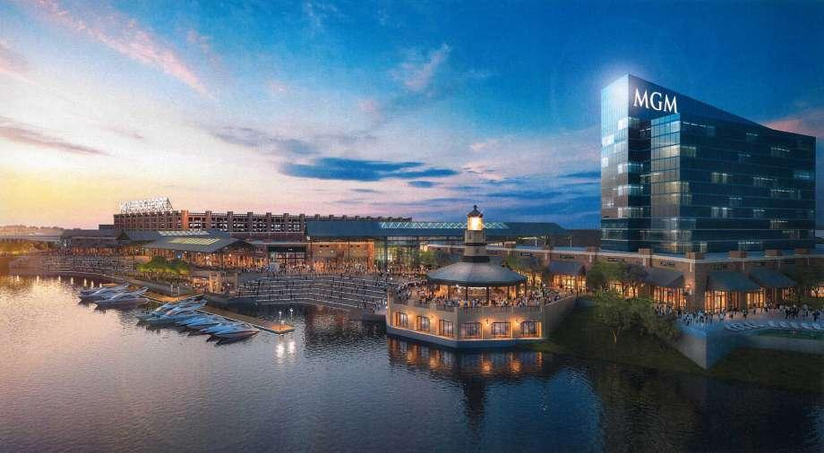 MGM announces plans for CT casino