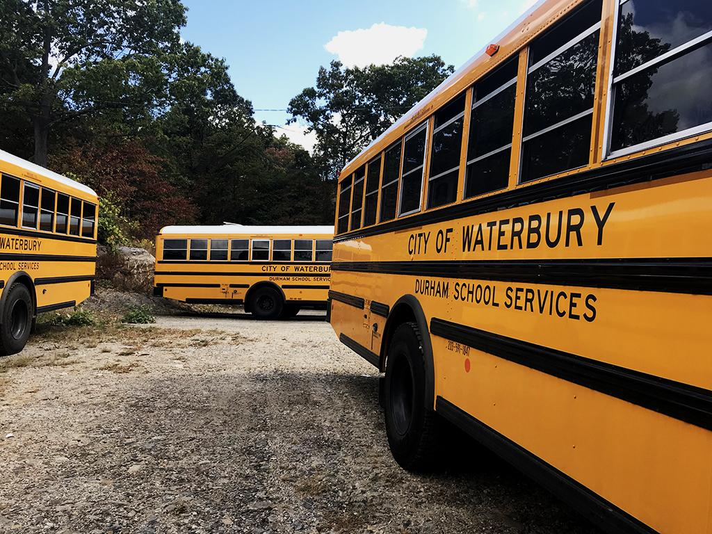 School Bus Company In Waterbury Doing Heavy Lifting For Puerto Rican