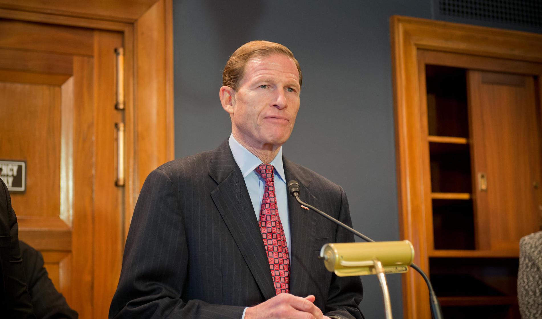Sens. Blumenthal And Graham Introduce Bipartisan Gun Bill