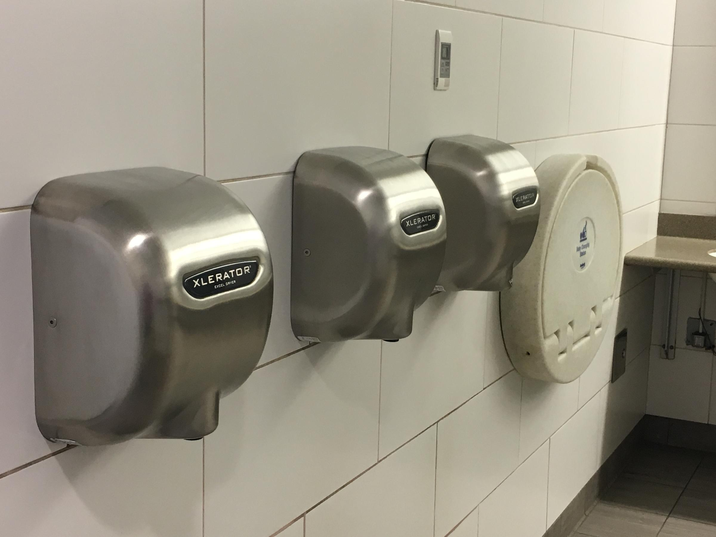 Perfect Hand Dryers In Milford, Connecticut.