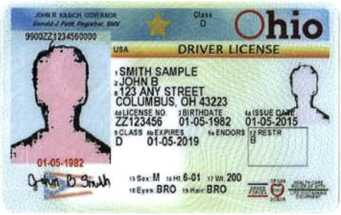 To Hundreds Driver Wosu Reflect License Identity Gender Radio Change