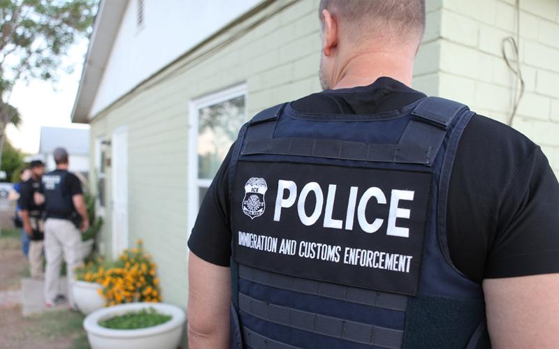 Announcements of ICE Enforcement Actions