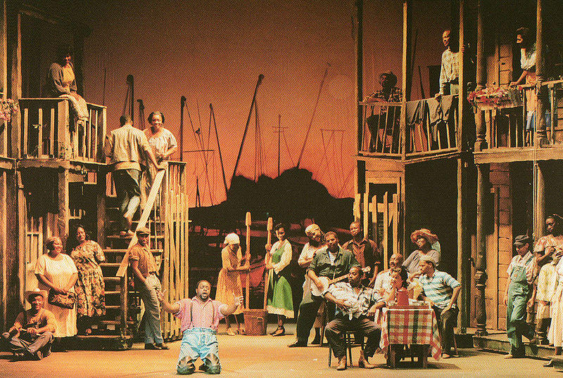 Performance of Porgy and Bess