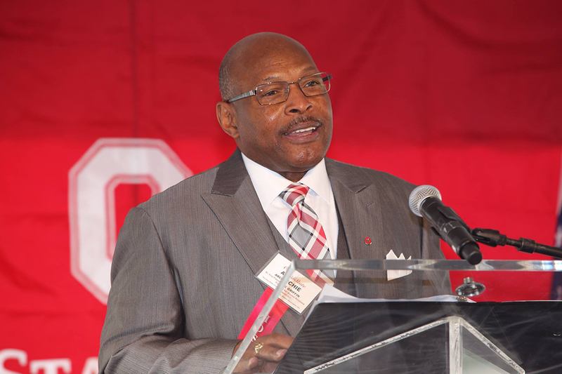 Archie Griffin speaking