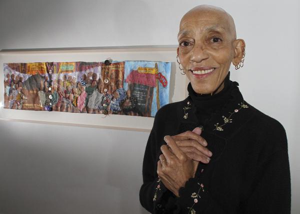 Columbus Artist Aminah Robinson