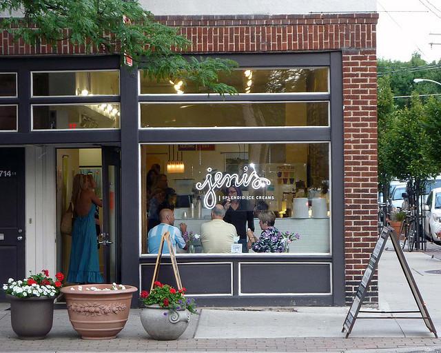 Jeni's Splendid Ice Creams opens tomorrow after listeria was found in a Lincoln, Nebraska pint last month.