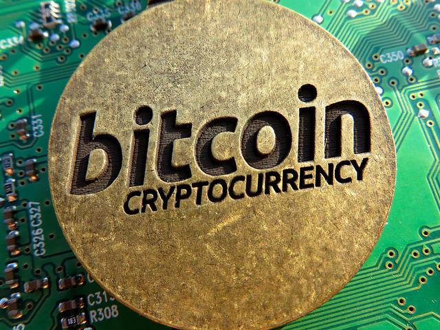 Bitcoin over circuit board