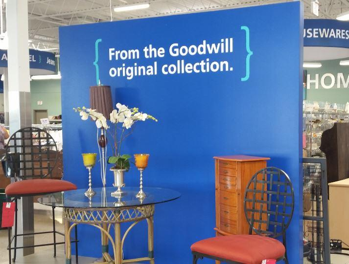 Goodwill Columbus redesigns and expands its stores.