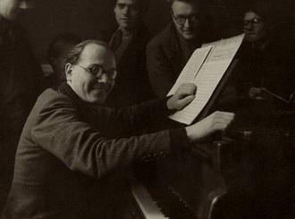 Olivier Messiaen in 1946