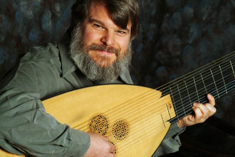 Columbus native and world-famous lutenist Paul O'Dette