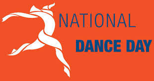 National Dance Day encourages everyone to get up and move