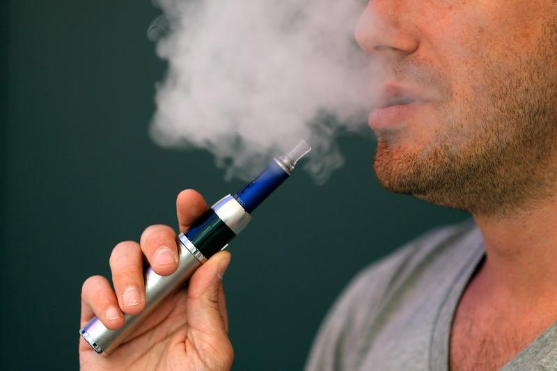 The dramatic rise in e-cigarette use by young people