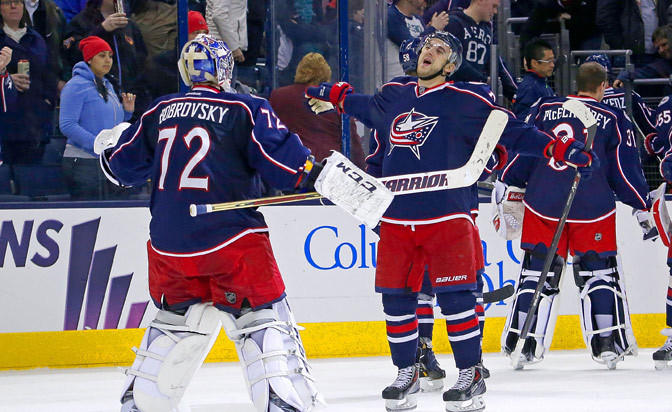 Blue Jackets Roster