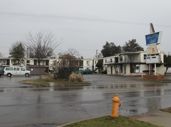 Former Motel One on the city's east side had more than 500 police runs in about 5 years.