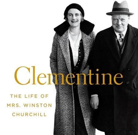 Clementine: The Life of Mrs. Winston Churchill book cover