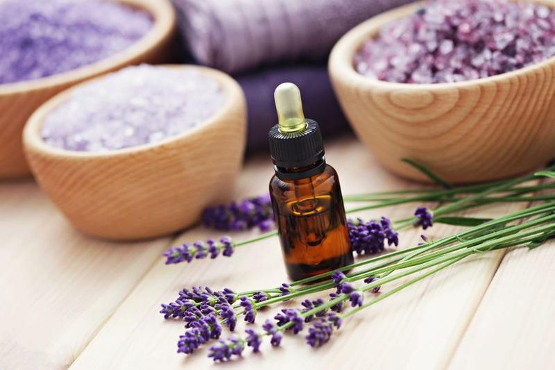 Lavender oil is one of the essential oils that helps children with autism remain calmer during transition periods and to even sleep more soundly.