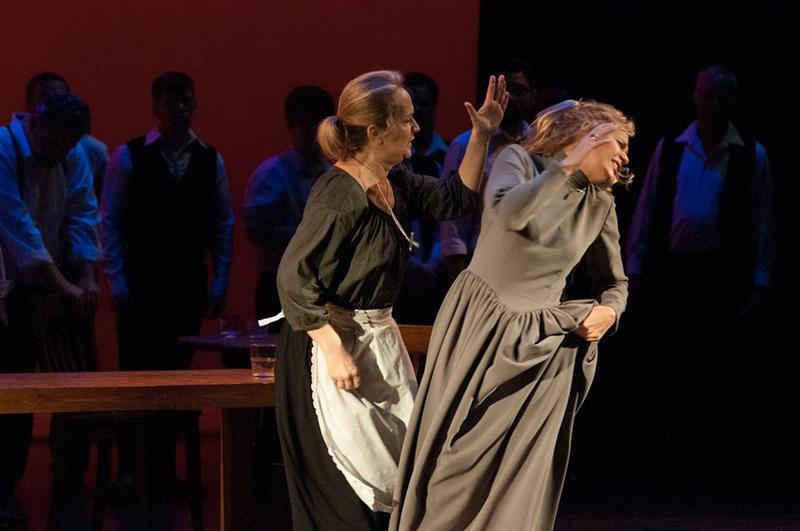 opera performance in Columbus, Ohio