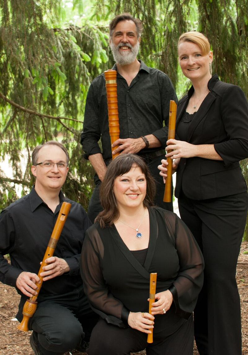 The Early Interval ensemble integrates music, history, and beer in this weekend's concert.