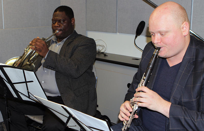 Imani Winds performs tomorrow at 8 p.m. at the Southern Theatre