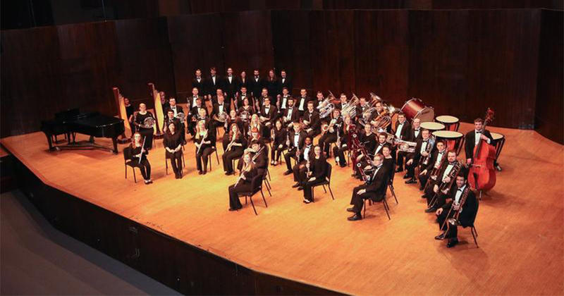 The Ohio State University Wind Symphony
