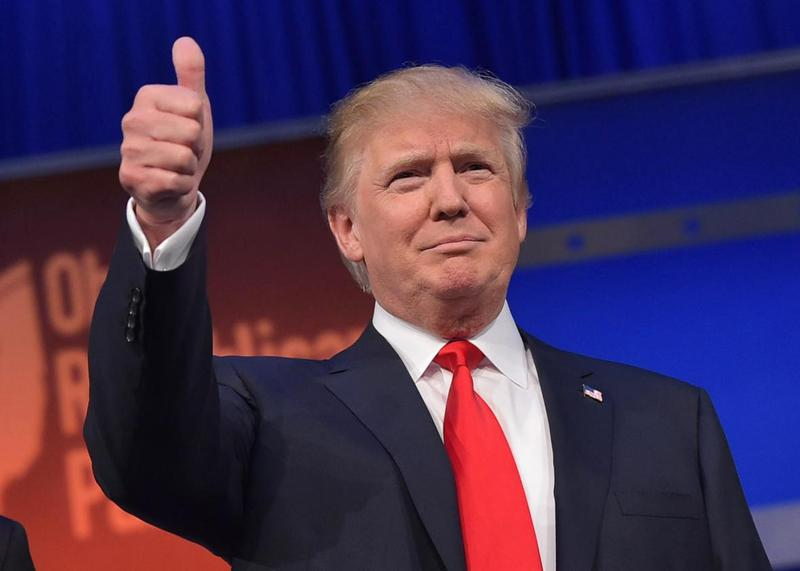 Trump is scheduled to appear at Youngstown's Covelli Center Tuesday evening.