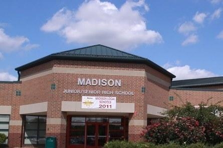A 15-year old boy pleads guilty to shooting two students at Madison Local School in February.