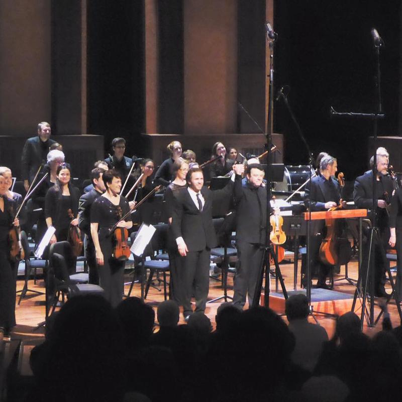 ProMuscia Chamber Orchestra takes a bow