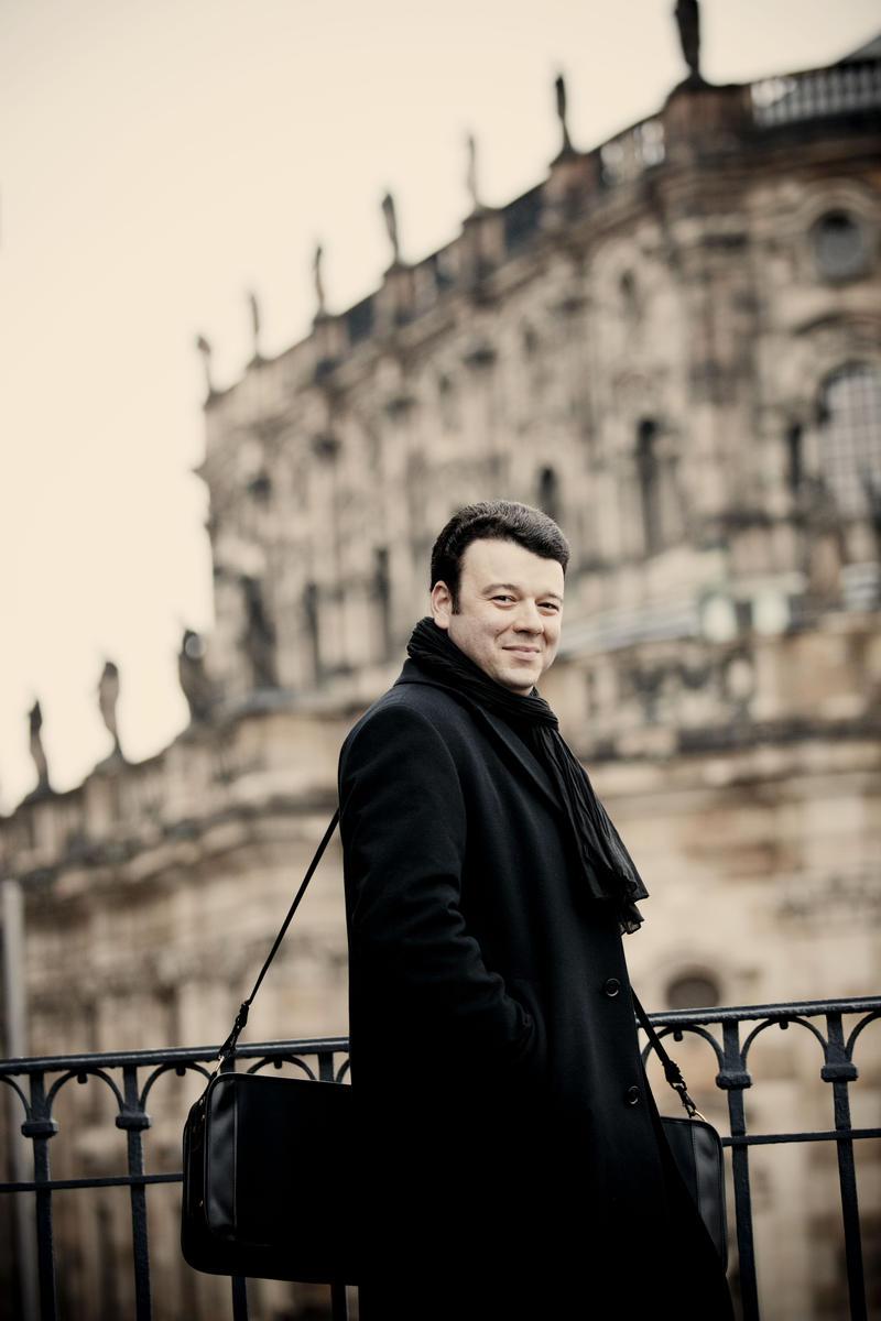 ProMusica's Creative Partner and Principal Guest Artist Vadim Gluzman
