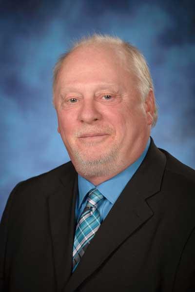 """Obetz Mayor David """"Greg"""" Scott"""