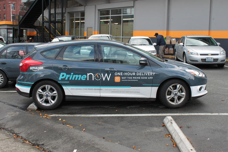 Amazon has already launched the service in some other cities, including Orlando and Seattle.