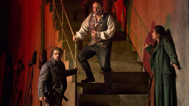 This week's 'Opera and More' features Verdi's 'Il trovatore'. It's gritty; it's violent; it's Verdi.