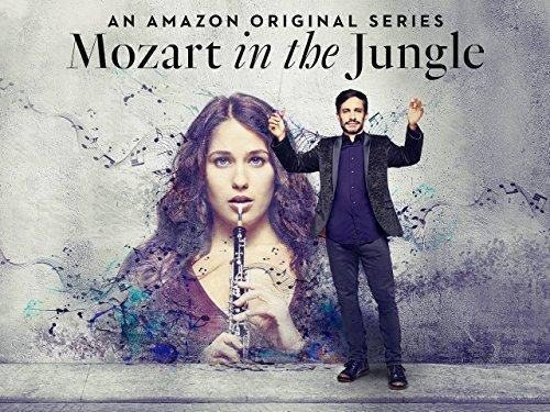 Mozart in the Jungle has recently been renewed by Amazon