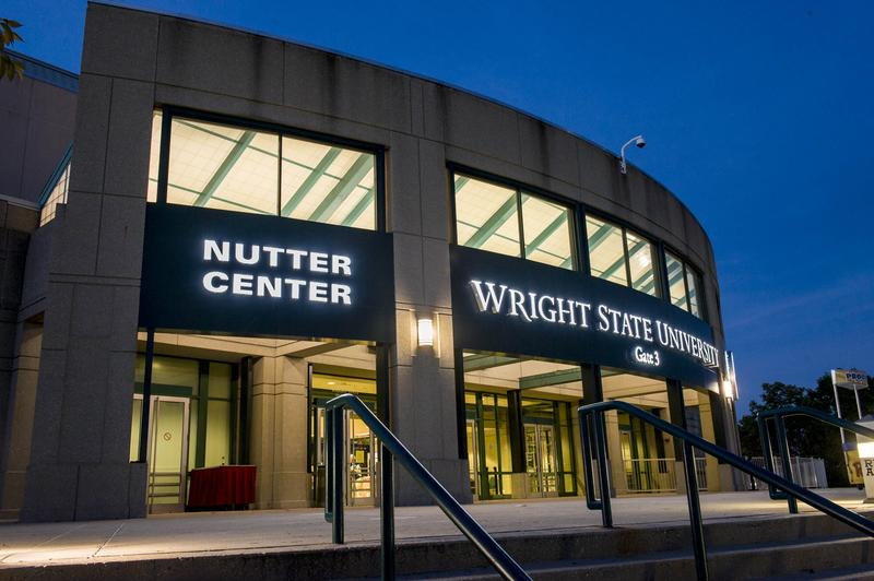 Wright State's Nutter Center