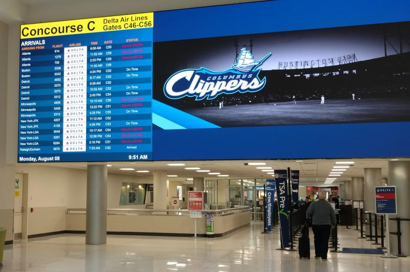Columbus Delta Passengers See Flight Delays, But Improving