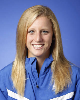 Olympic diver Abby Johnston
