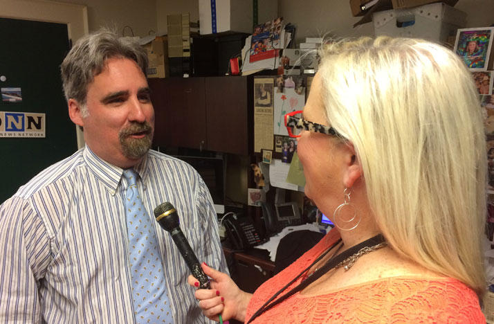 Jo Ingles interviews Aaron Marshall, Communications Director for Ohioans For Medical Marijuana.