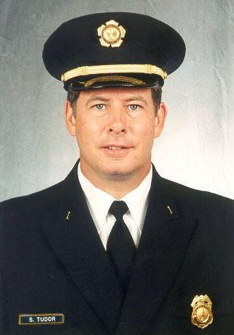 Columbus Fire Lt. Stu Tudor