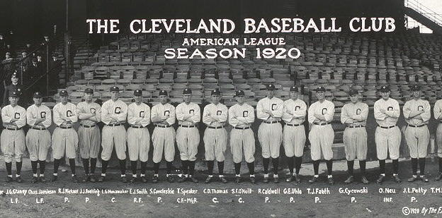 The 1920 World Series Champions tried their hand at another WS title this year. Cleveland native John Rittmeyer reflects on their effort and the music that accompanied it.