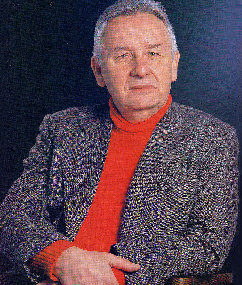 Henryk Mikołaj Górecki, the Polish composer featured on this week's Musica Sacra with Christopher Purdy.