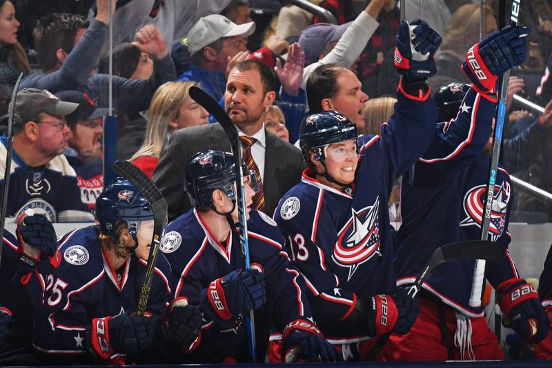 Blue Jackets And Wild Meet With Big Win Streaks On The Line