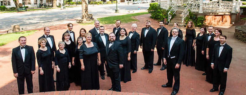 The Lancaster Chorale, soloists-sopranos Kathrin Danzmayr and Peggy Kriha Dye, alto Laurel Semerdjian, tenor Benjamin Bunsold, and baritone Aaron Wardell, join ProMusica for two performances this weekend.