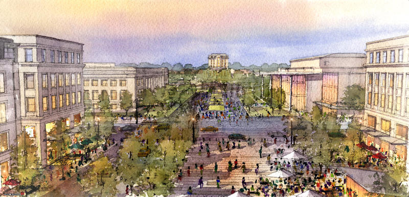 President Drake reveals new plans for the OSU campus