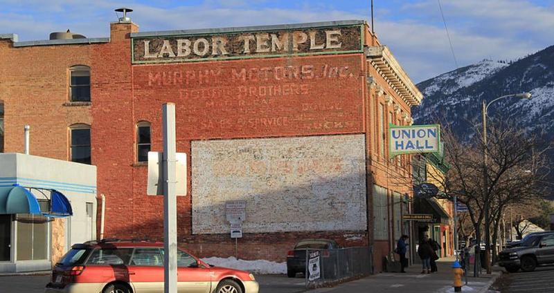 Labor Union Hall