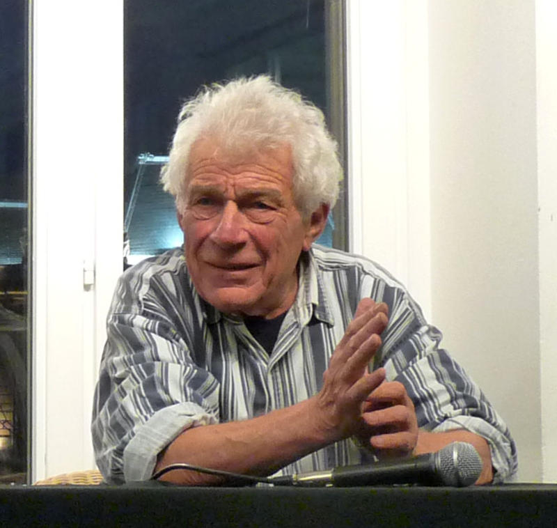 Art critic and prize-winning author John Berger