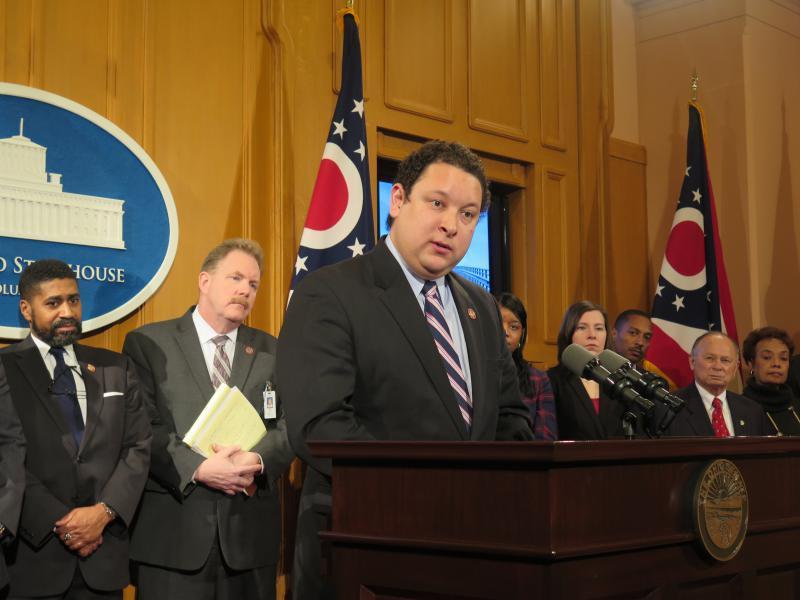 Ohio Rep. Dan Ramos (D-Lorain)