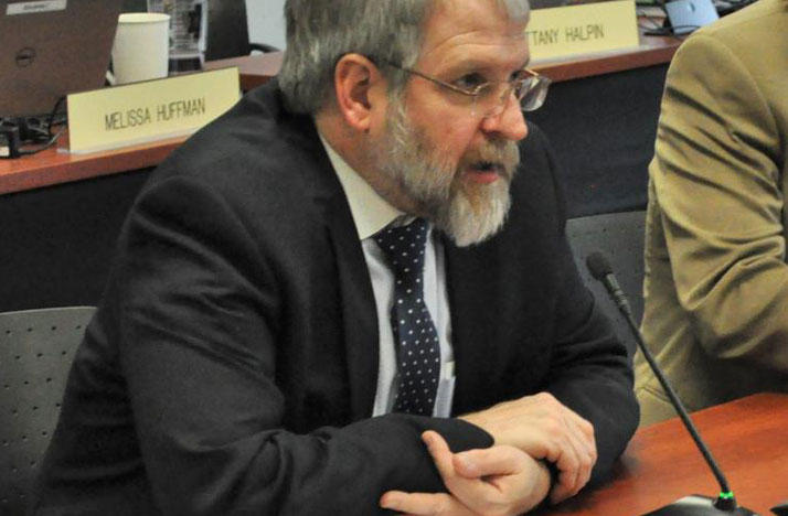 Ohio school superintendent Paolo DeMaria